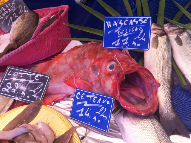 Fish in Paris