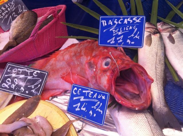 Fish in Paris