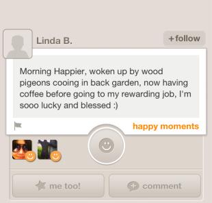Happier screenshot