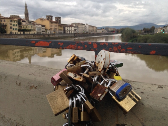 Promises of love in Florence